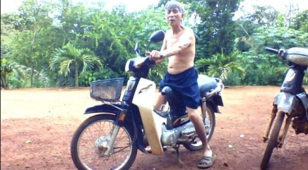 Binh grandpa